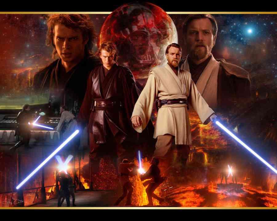 Star Wars Revenge Of The Sith Greatest Work Of Art Star Wars News Net