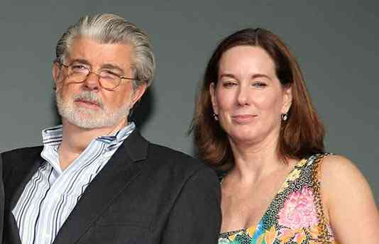 Lucas and Kennedy on the Future of Star Wars  Peter Jackson
