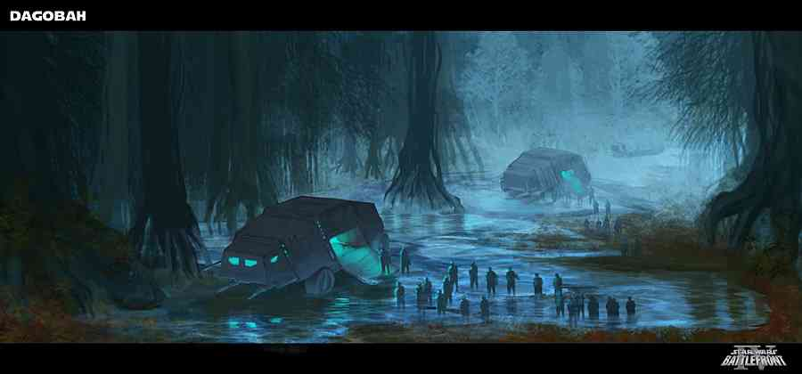 Old star wars battlefront 4 concept art star wars news net