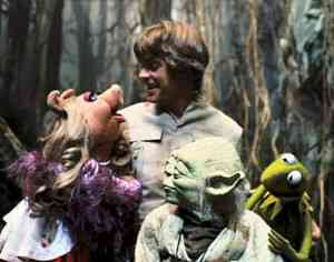 miss piggy and mark hamill