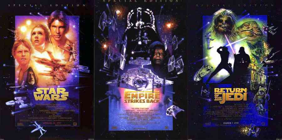 1997 Versions Of The Star Wars Original Trilogy Return To Selected Theaters This August Star Wars News Net