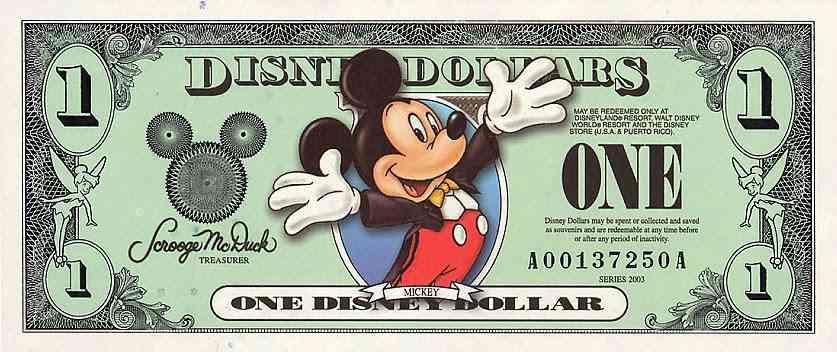 DisneyDollar