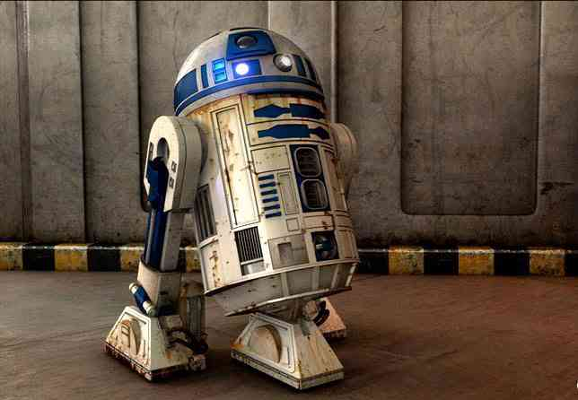A Fan Made R2 D2 Confirmed For Star Wars Episode 7