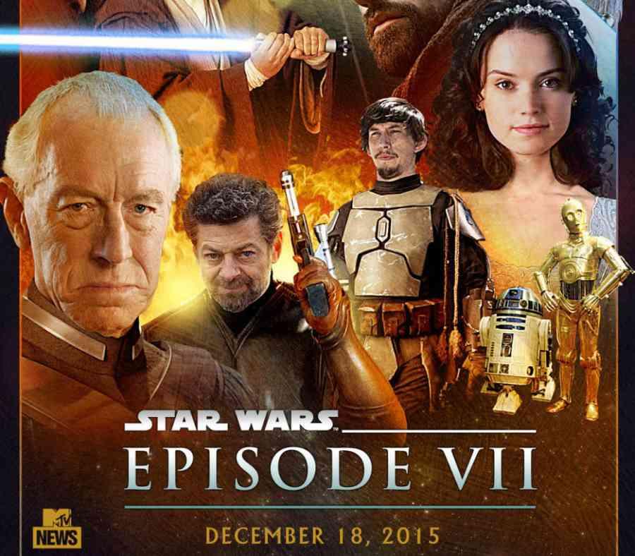 News Star Wars 7