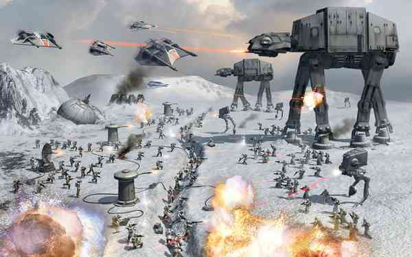 Star Wars: Empire at War Director Talked With EA About a Sequel