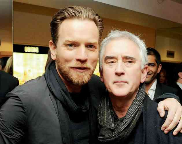 Denis Lawson ewan mcgregor star wars