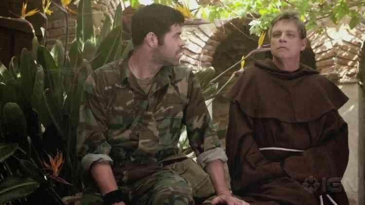 Star Wars Episode 7 News | UPDATE! Mark Hamill With Beard ...
