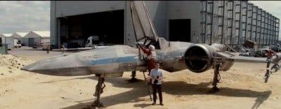 X-wing - Star Wars: Episode 7