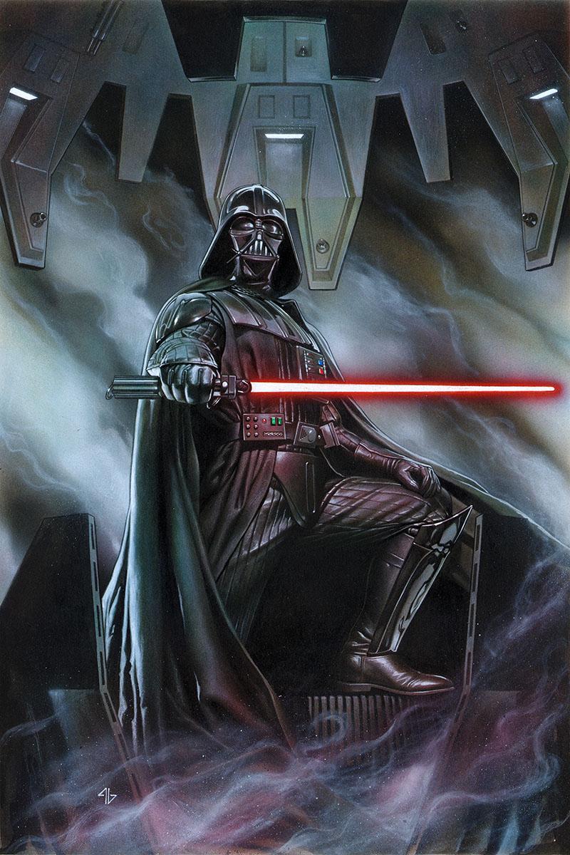 Star Wars Darth Vader Comic