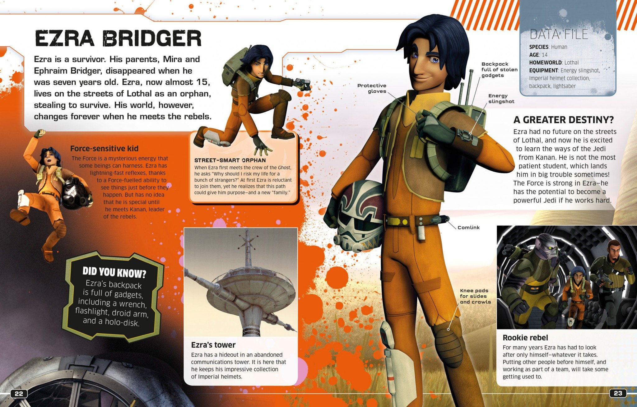 First Review Of The Opening Episode Of Star Wars: Rebels!  Star Wars News