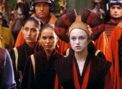 Kiera Knightley - Phantom Menace