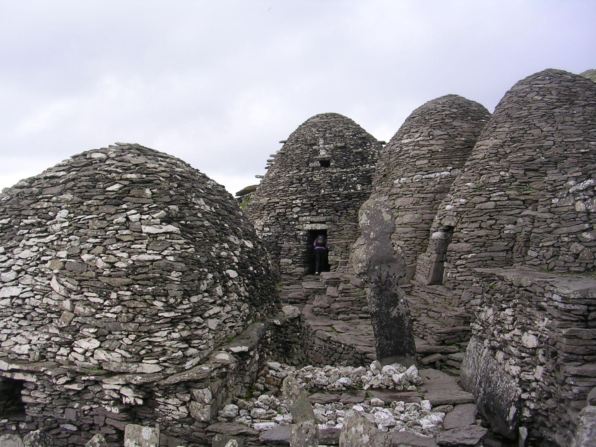 skellig monastery