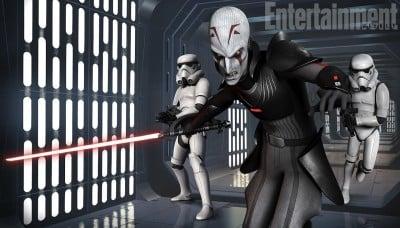 Inquisitor - Star Wars: Rebels