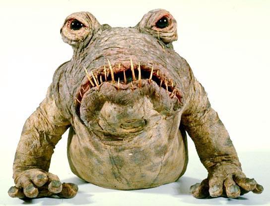 Jabba's Body Guard