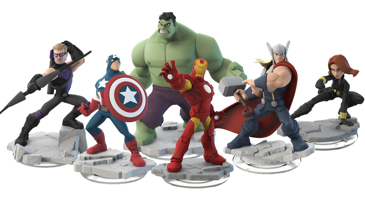 disney infinity marvel superheroes
