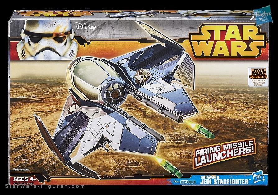 obi-wan's starfighter