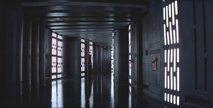 Image result for death star interior still