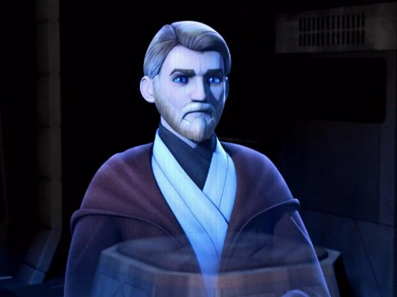 Rebels Obi-Wan