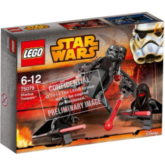Lego Shadow Troopers & Imperial Guard