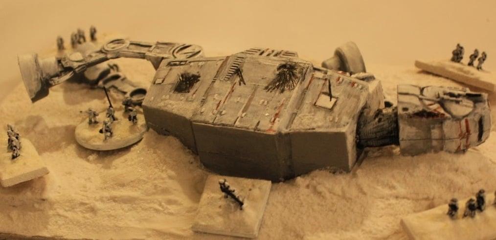 Tatooine AT-AT