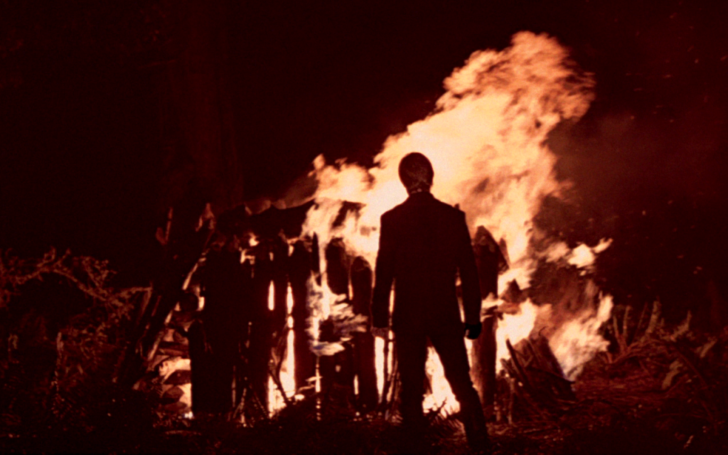 Jedi In Flames