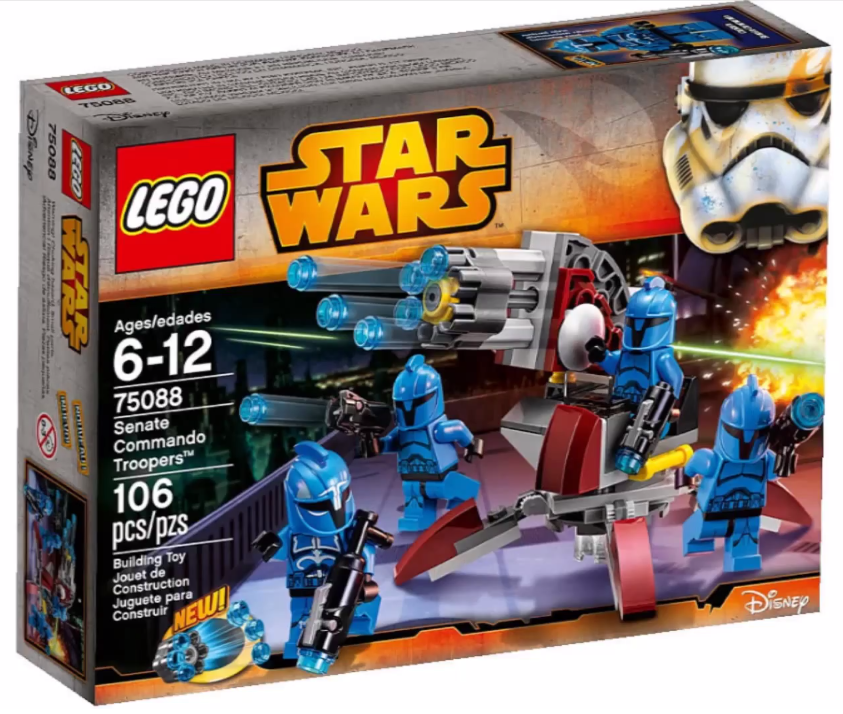 Lego Early In Slated Wars 16 Revealed Release For Sets 2015 Star DHIE9Y2We