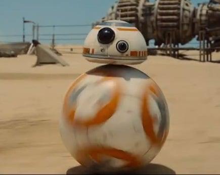 Soccer Ball Droid