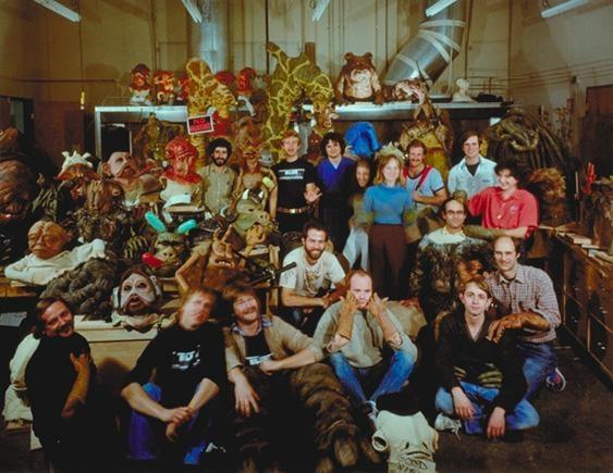 ILM Creature Shop - ROTJ