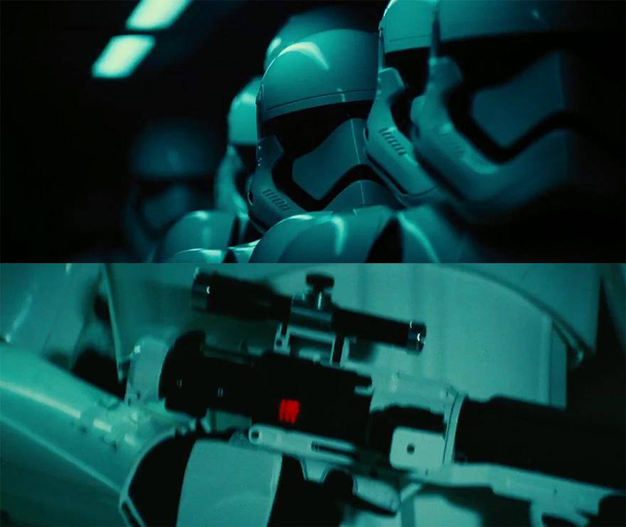 STAR WARS LE REVEIL DE LA FORCE (EPISODE 7) New-Stormtroopers