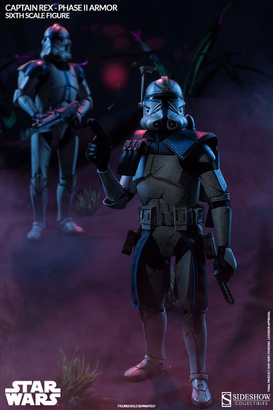 Captain Rex Detailed