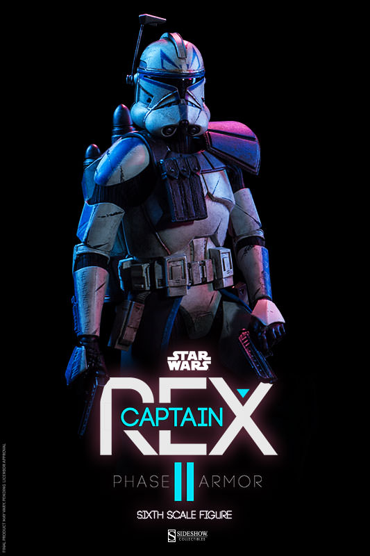 Captain Rex Phase II