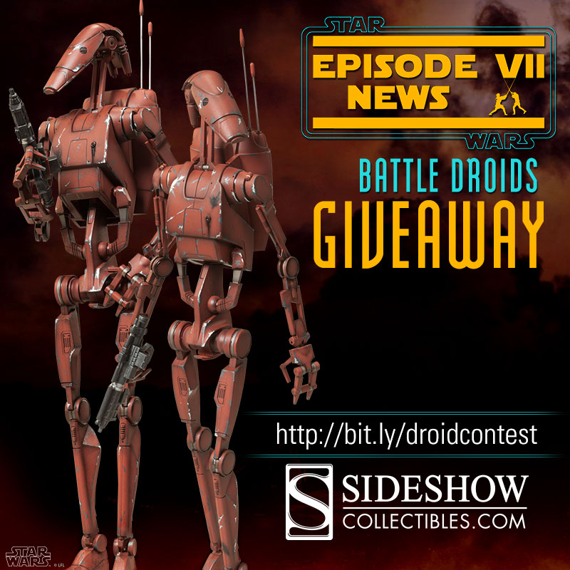 SW7N Battle Droids Giveaway