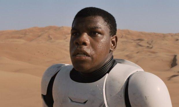 Boyega Trooper