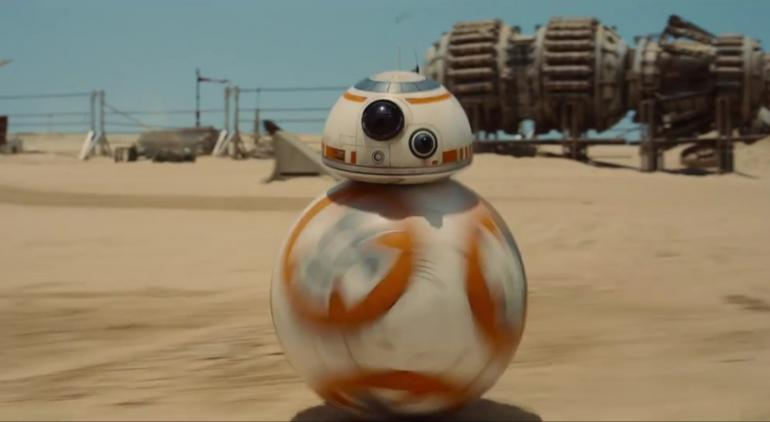 Beach Ball Droid