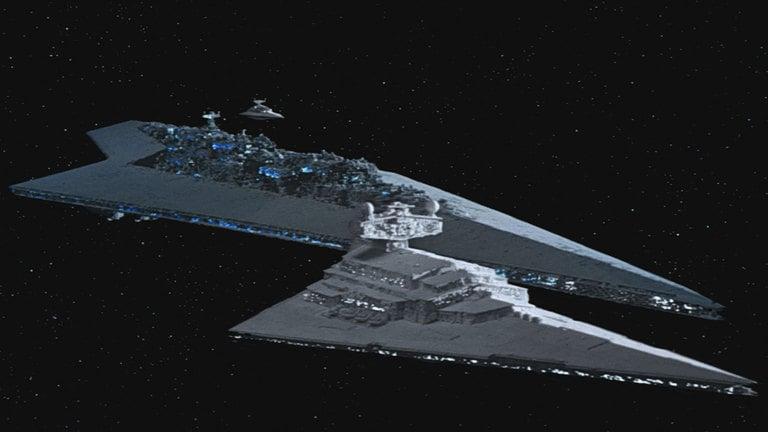 Han's Ship?