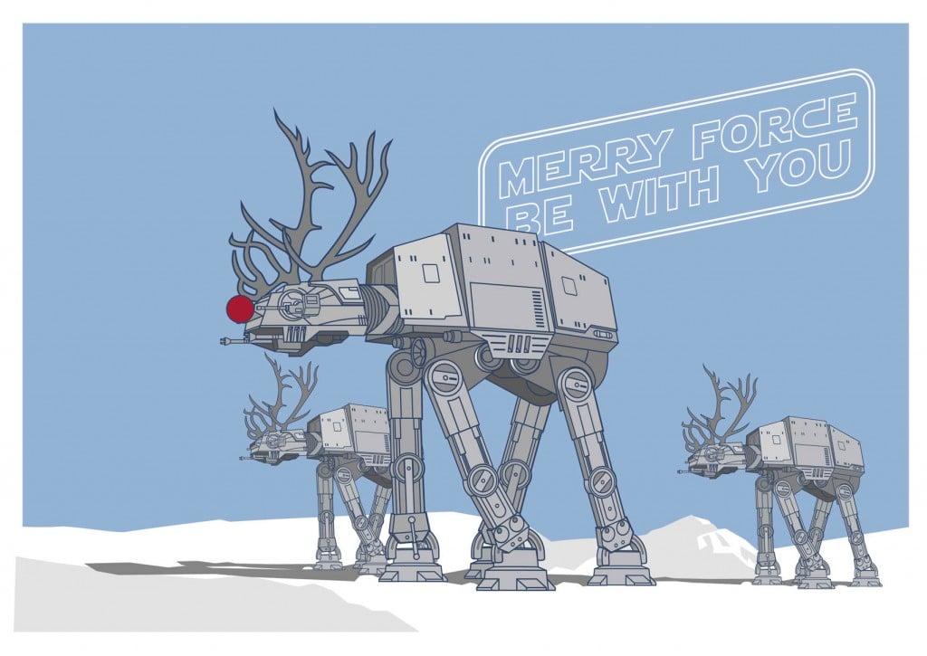 star wars 1024x725jpg - Merry Christmas Star Wars