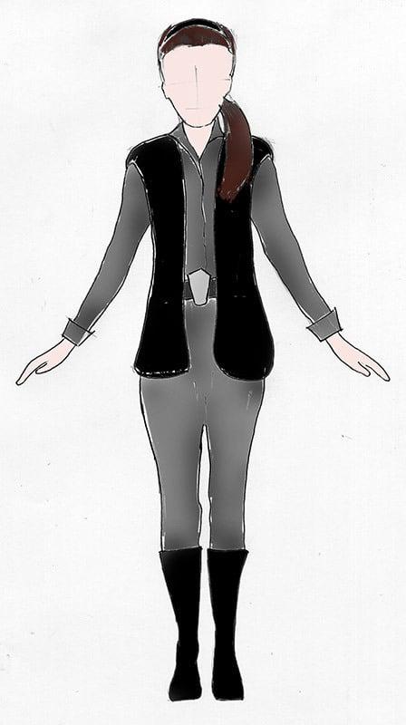 Princess-Leia-Costume-Sketch