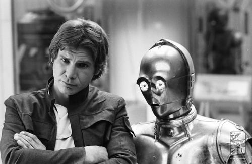 C-3PO & Han Solo