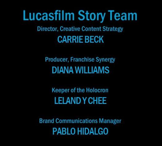 LucasfilmStoryTeam