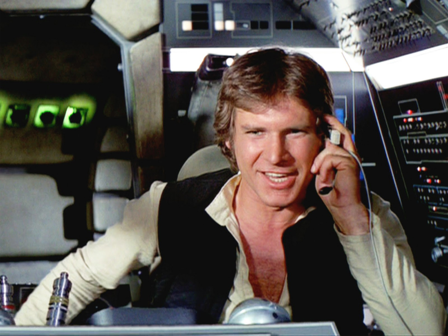 han solo the pilot of the millennium falcon showed the world that he. Cars Review. Best American Auto & Cars Review