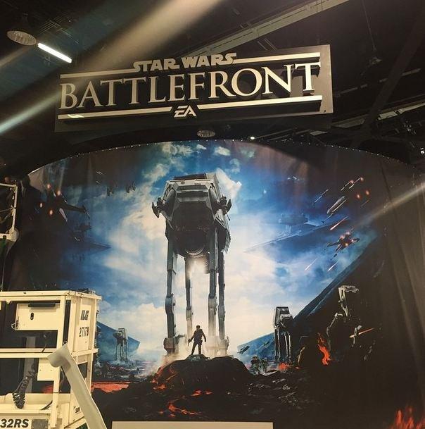 Battlefront Panel