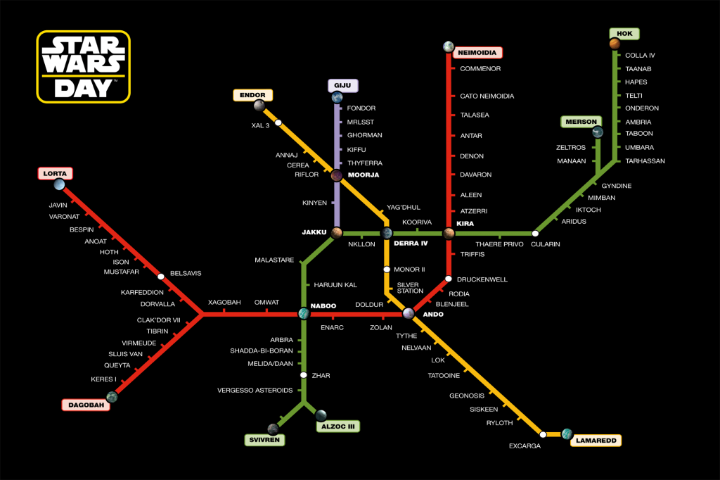 Star Wars Karte.Update Italian Star Wars Facebook Page Reveals Partial Outer Rim