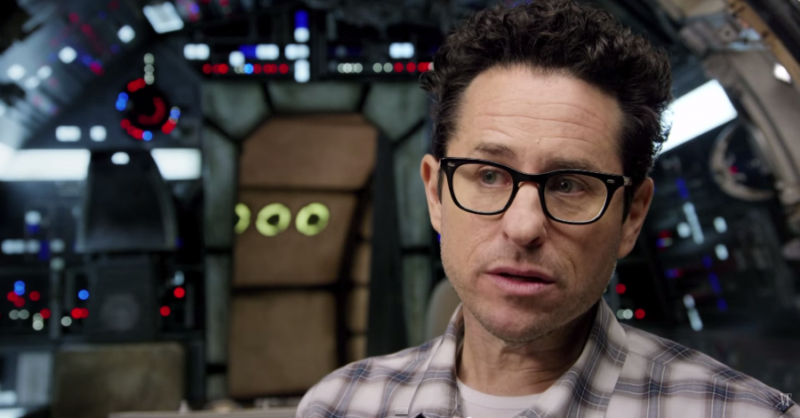 JJ Abrams in The Falcon