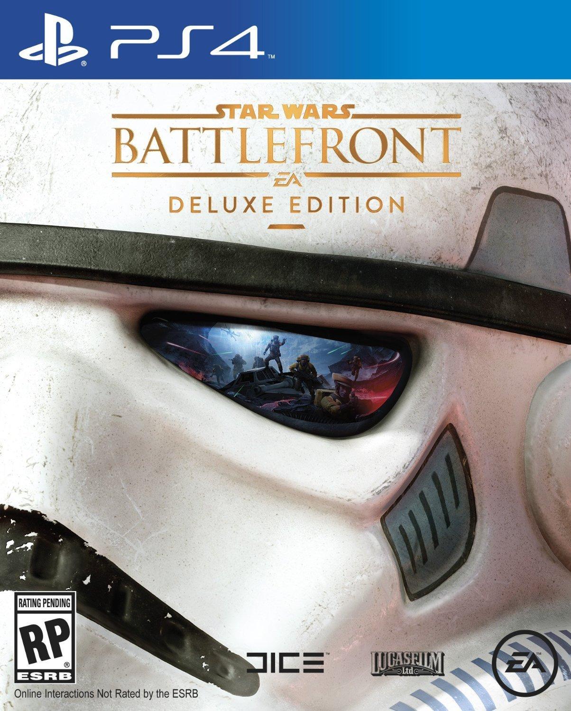 Battlefront Deluxe Boxart