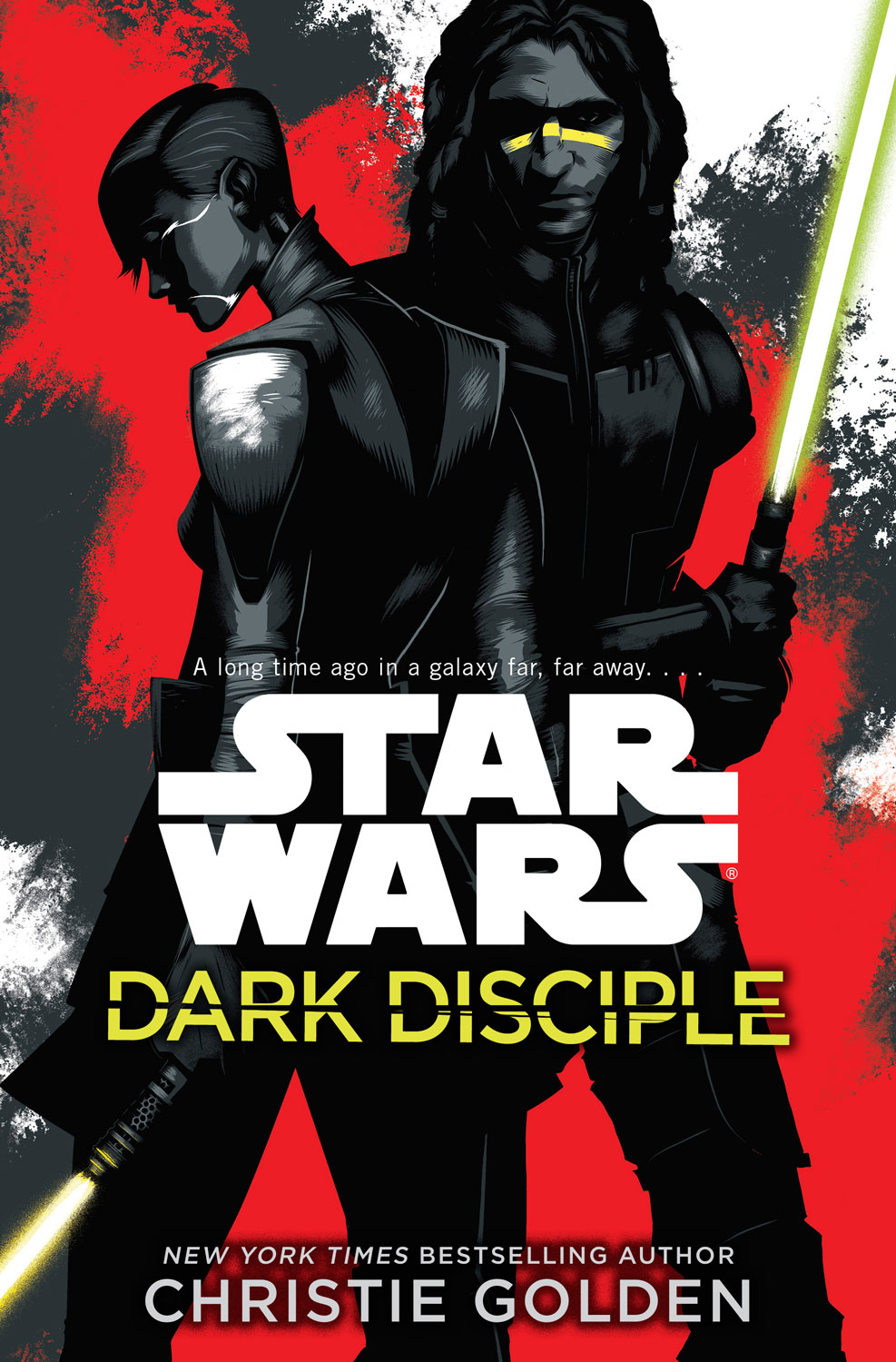 Dark Disciple book cover