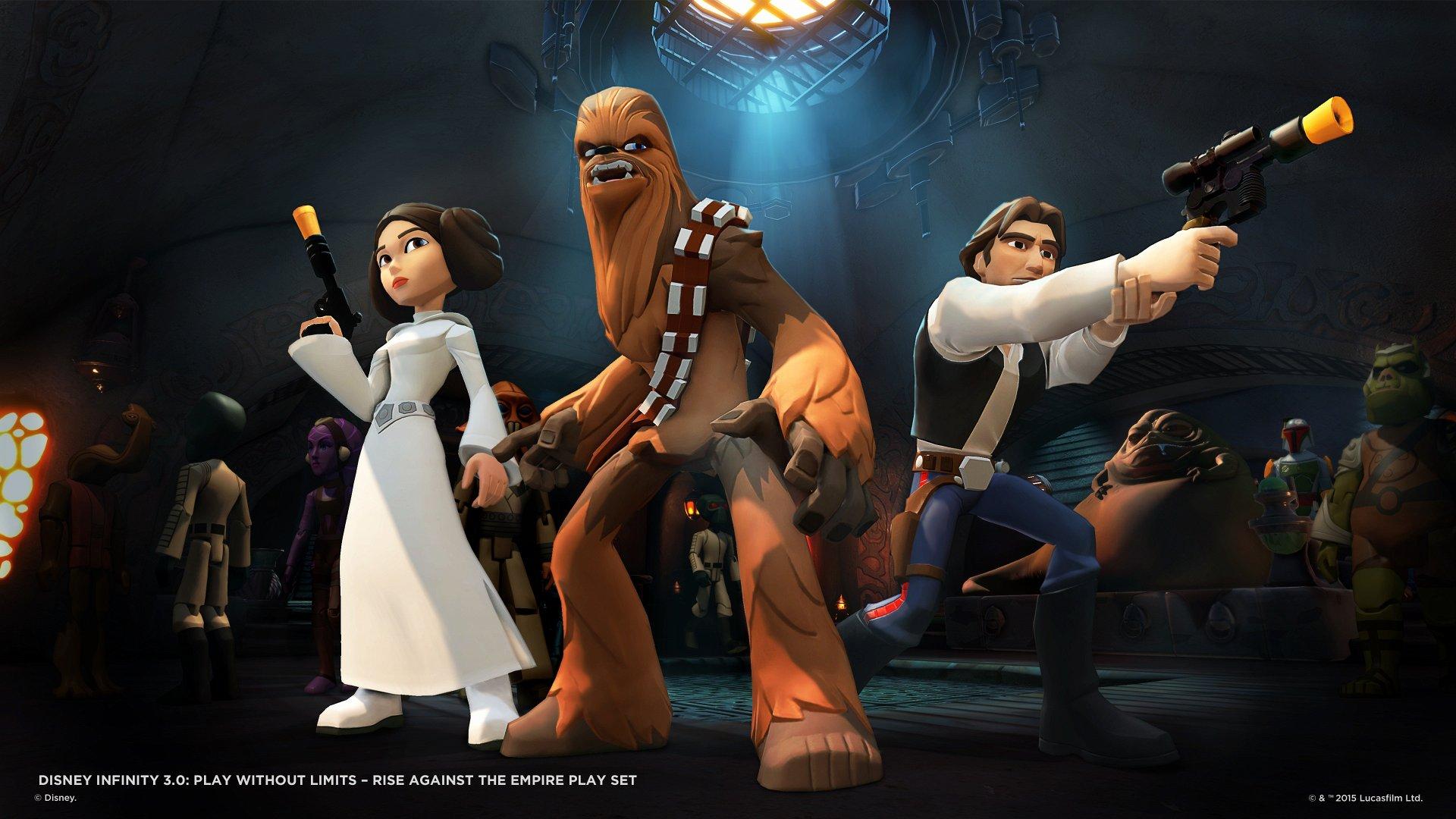 Disney Infinity Jabba