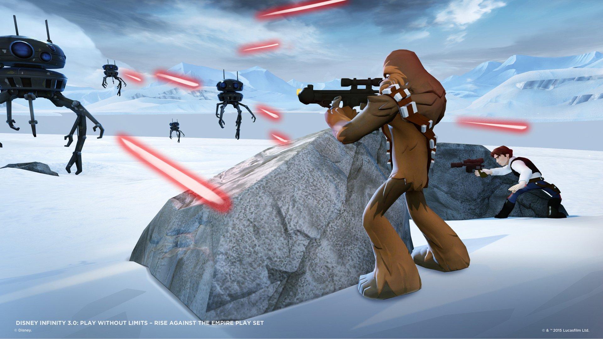 Disney Infinity Probe Droids