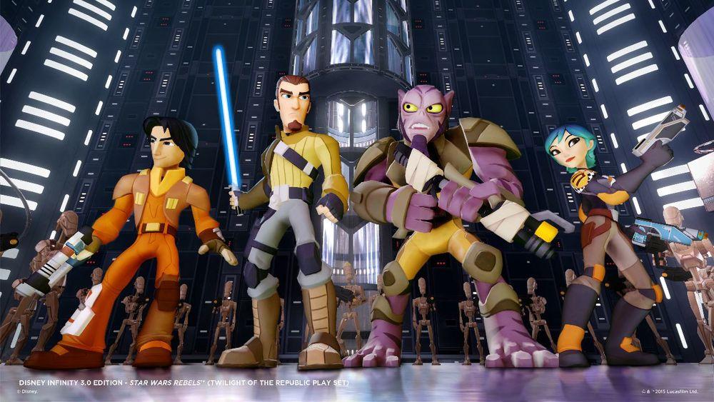 Disney Infinity Rebels