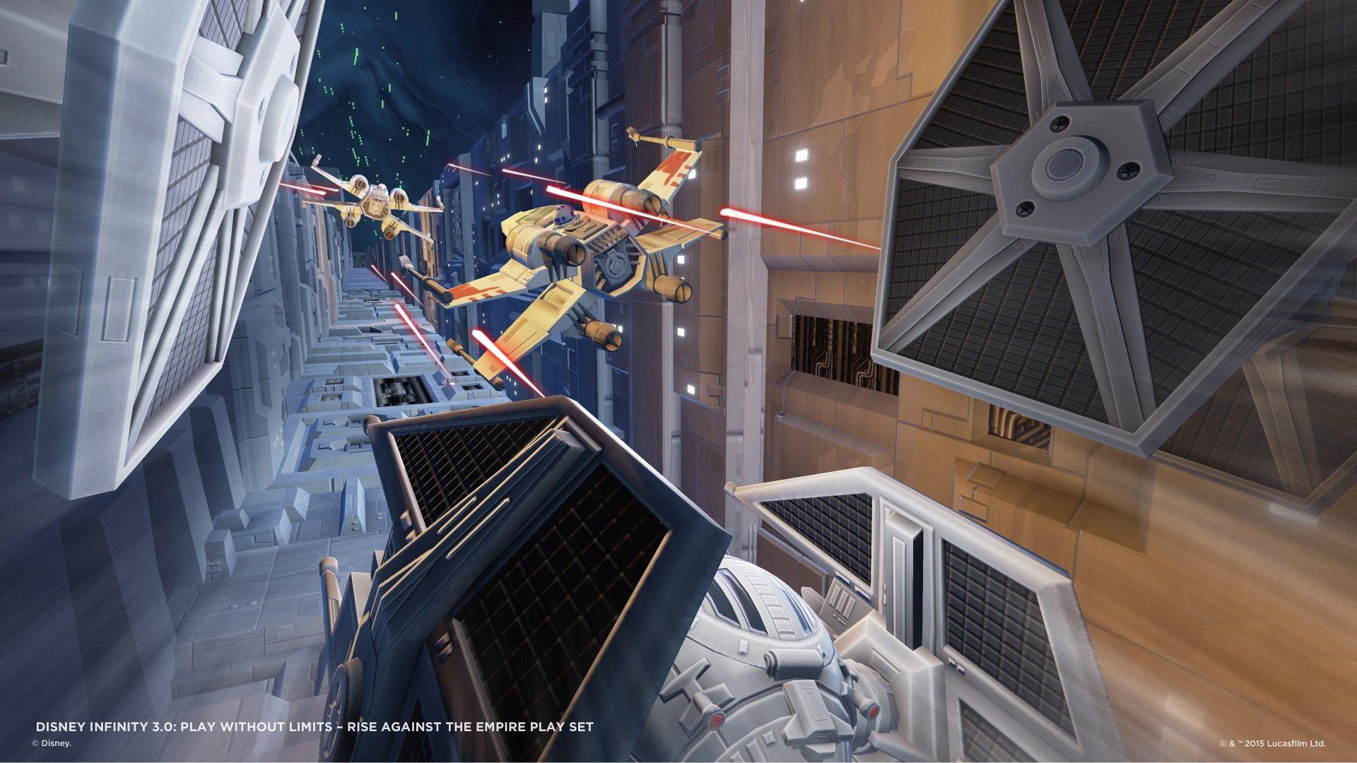 Disney Infinity Trench Run