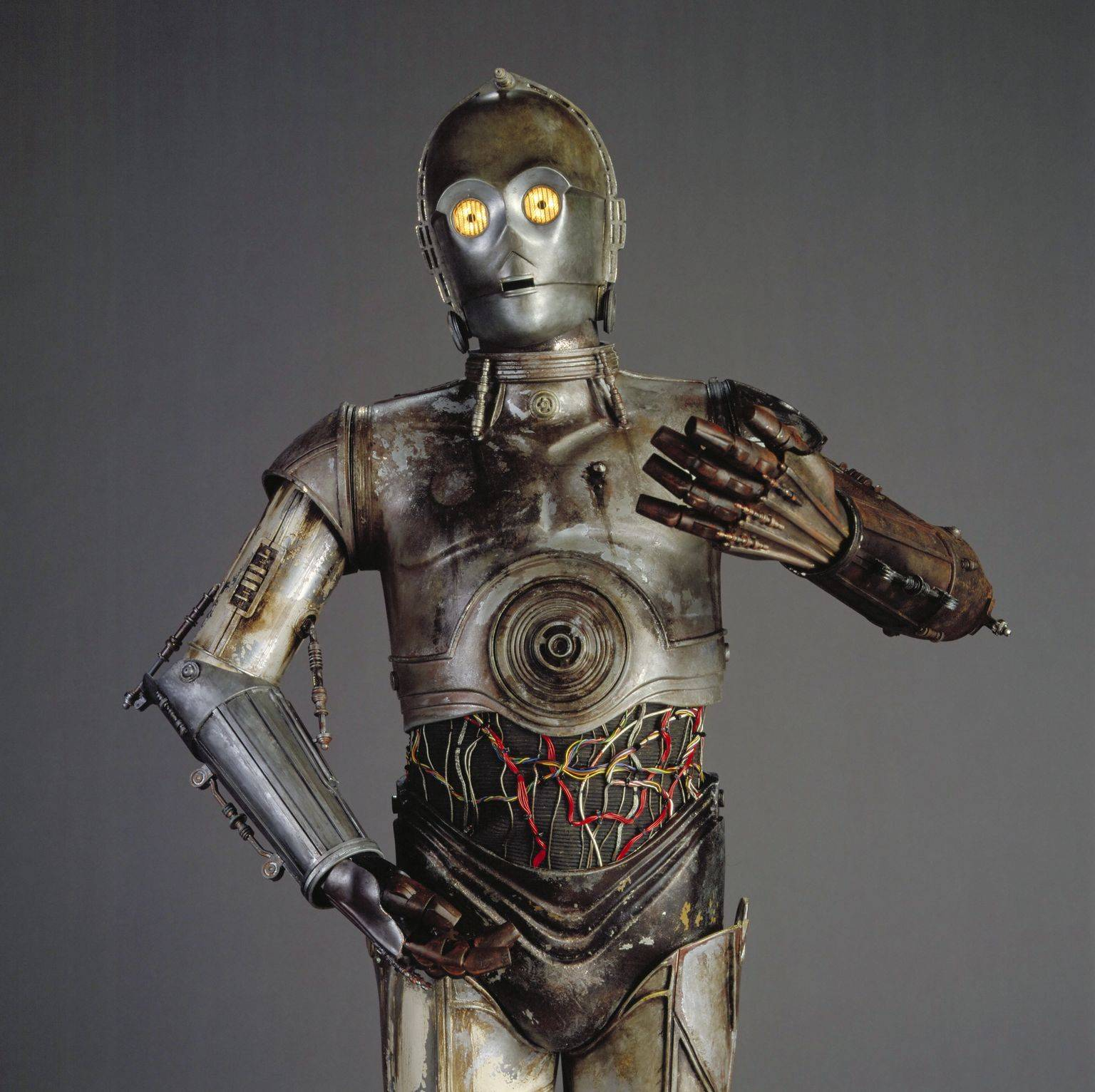 UPDATE 2  A Bett...C 3po Red Arm